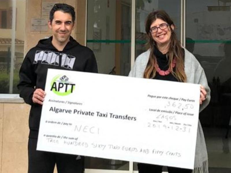 aptt transfers charity